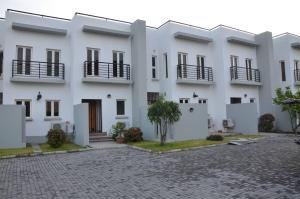 3 bedroom Terraced Duplex House for rent Banana Banana Island Ikoyi Lagos
