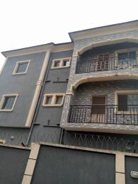 2 bedroom Flat / Apartment for rent Ebenezer close Iyanaipaja walkable  distance  to bustop  Egbeda Alimosho Lagos