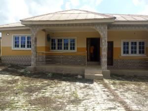 4 bedroom Detached Bungalow House for rent  akingbade Don Bosco area new ife road  Ibadan Oyo