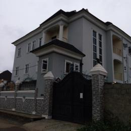 3 bedroom Flat / Apartment for rent Close to market square Ago palace Okota Lagos