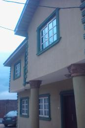 1 bedroom mini flat  Flat / Apartment for rent BESIDE ODOBO ESTATE........ Oke-Ira Ogba Lagos