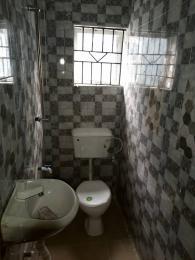 1 bedroom mini flat  Mini flat Flat / Apartment for rent Glory estate by White House bus stop . Abule Egba Abule Egba Lagos