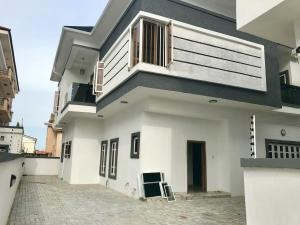 4 bedroom Semi Detached Duplex House for rent Ologolo Ologolo Lekki Lagos - 0