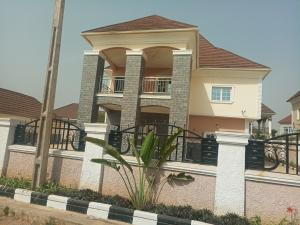 4 bedroom Detached Duplex House for sale Estate after brains & hammers life camp Life Camp Abuja