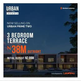 House for rent Abraham adesanya estate Ajah Lagos