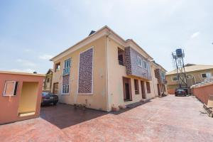 3 bedroom Terraced Duplex House for rent ... Millenuim/UPS Gbagada Lagos