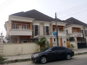 5 bedroom Semi Detached Duplex House for rent Alternative route chevron Lekki Lagos