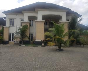 6 bedroom Massionette House for sale Peter odili road  Trans Amadi Port Harcourt Rivers