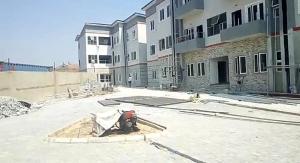 3 bedroom Blocks of Flats House for sale Guzape close to Coza church Asokoro  Asokoro Abuja