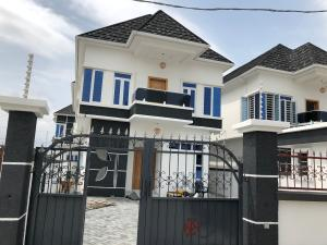 4 bedroom Detached Duplex House for sale Ocean breeze estate Ologolo Lekki Lagos