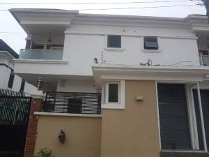 4 bedroom Detached Duplex House for rent Osapa London Lekki. Osapa london Lekki Lagos