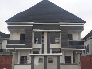 4 bedroom Semi Detached Duplex House for sale Chevron Alternative road Chevron lekki Lagos  chevron Lekki Lagos