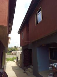 1 bedroom mini flat  Mini flat Flat / Apartment for rent Command road Abule Egba Abule Egba Lagos
