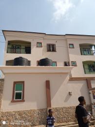 1 bedroom mini flat  Mini flat Flat / Apartment for rent Iwo street via sabo or odezi road off grammar school ojodu. Berger Ojodu Lagos
