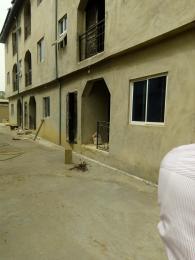 1 bedroom mini flat  Flat / Apartment for rent Off Karimu Laka Egbeda Alimosho Lagos - 0