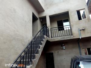 1 bedroom mini flat  Block of Flat for rent Baale bus stop, meiran Alagbado Abule Egba Lagos