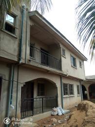 1 bedroom mini flat  Blocks of Flats House for rent Wazobia powerline ikola Ojokoro Abule Egba Lagos