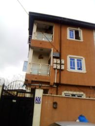 1 bedroom mini flat  Mini flat Flat / Apartment for rent Off Ishaga Rd by luth Aguda Surulere Lagos