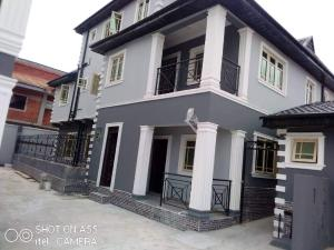 2 bedroom Mini flat Flat / Apartment for rent Gowon estate egbeda Lagos  Egbeda Alimosho Lagos