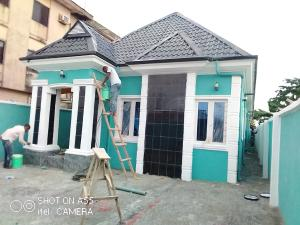 1 bedroom mini flat  Semi Detached Bungalow House for rent Ayobo bada Ayobo Ipaja Lagos
