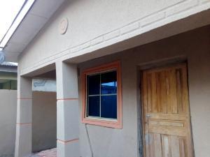 1 bedroom mini flat  Flat / Apartment for rent Captain Abule Egba Abule Egba Lagos