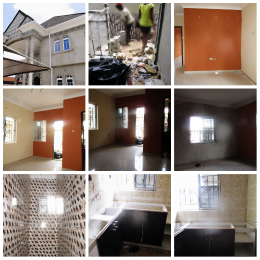 1 bedroom mini flat  Flat / Apartment for rent Iyanera - Alaba - Ilogbo road Okokomaiko Ojo Lagos