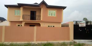2 bedroom Mini flat Flat / Apartment for rent 10, Isamotu Street, Via Mosunmola Bus Stop, Igbo Olomu, Ikorodu, Lagos Agric Ikorodu Lagos