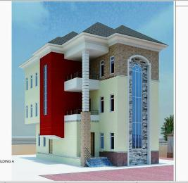 Detached Duplex House for sale Magodo Shangisha Estate. MAGODO Shangisha Kosofe/Ikosi Lagos