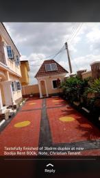 3 bedroom Penthouse Flat / Apartment for rent New Bodija,  Bodija Ibadan Oyo