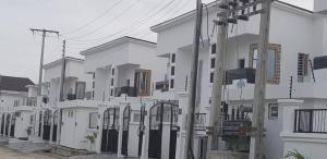 5 bedroom Detached Duplex House for sale Pioneer road Osapa london Lekki Lagos