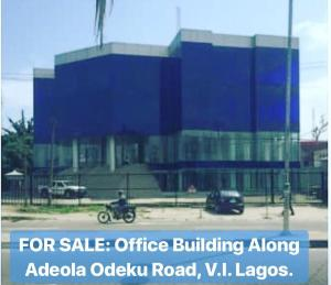 Office Space Commercial Property for sale Adeola Odeku Street, Victoria Island, Lagos. Adeola Odeku Victoria Island Lagos