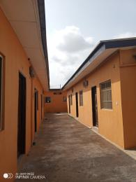1 bedroom mini flat  Mini flat Flat / Apartment for rent Dada street via oyemekun off college road ogba. Ajayi road Ogba Lagos