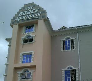 1 bedroom mini flat  Self Contain Flat / Apartment for rent Ikot Okubo Uyo Akwam Ibom  Abak Akwa Ibom
