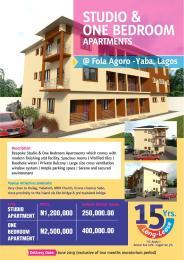1 bedroom mini flat  Self Contain Flat / Apartment for sale . Fola Agoro Yaba Lagos