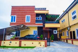 5 bedroom House for sale Buena Vista Estate by Chevron Toll Gate, Lekki, Lagos Lekki Lagos