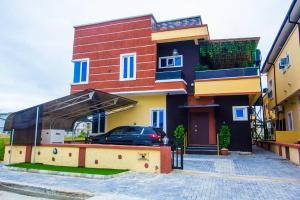 5 bedroom Detached Duplex House for sale Buena vista Estate by chevron toll gate by Orchid hotel road,lekki lagos chevron Lekki Lagos