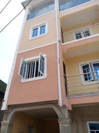 1 bedroom mini flat  Mini flat Flat / Apartment for rent Off Agunlejika street Ijesha Surulere Lagos