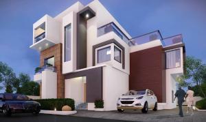 5 bedroom Detached Duplex House for sale Plot BO6/1331, Mabushi district, by Ministers Quarters, Fct-Abuja Mabushi Abuja