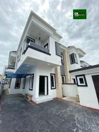 5 bedroom Semi Detached Duplex House for rent Chevy view estate chevron  chevron Lekki Lagos