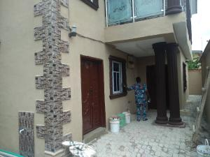 1 bedroom mini flat  Mini flat Flat / Apartment for rent in an estate with excellent security not far from fagba Fagba Agege Lagos
