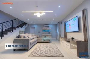 2 bedroom Terraced Duplex House for sale Urban prime, Lavadia estate Abraham adesanya estate Ajah Lagos