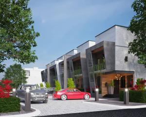 4 bedroom Terraced Duplex House for sale Plot 1797 casdastral zone B06 mabushi district ,FCT Abuja  Mabushi Abuja