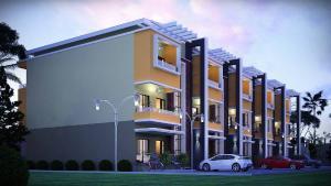 5 bedroom Terraced Duplex House for sale Plot 903, behind Light house, Jahi Jahi Abuja