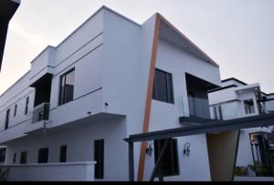 3 bedroom Boys Quarters Flat / Apartment for rent U3 ESTATE Lekki Phase 1 Lekki Lagos