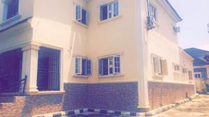 4 bedroom Terraced Duplex House for sale No.3,OFF AMBASSADOR NYUK BOULEVARD EMMANUEL STREET UND ST.TRADE MORE Lugbe Abuja