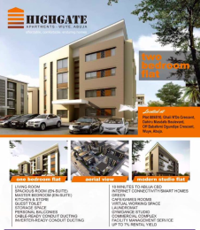 Flat / Apartment for sale Wuye Wuye Abuja - 1