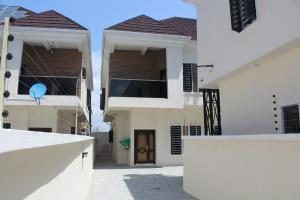 4 bedroom Detached Duplex House for sale off freedom road Ikate Lekki Lagos