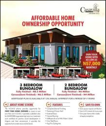 3 bedroom Terraced Bungalow House for sale Magboro Obafemi Owode Ogun