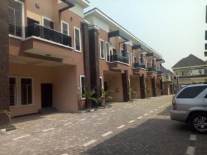 4 bedroom Terraced Duplex House for rent Alternative Route chevron Lekki Lagos