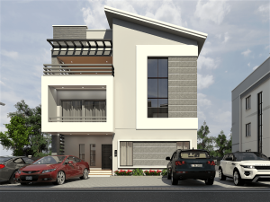6 bedroom Detached Duplex House for sale Fiji Island.  Jabi Abuja